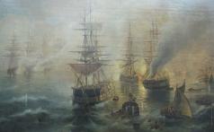 Жуковский Р. К. Синопский бой в 1853 году
