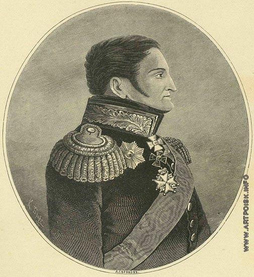 Серяков Л. А. Портрет Михаила Леонтьевича Булатова