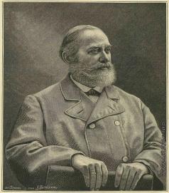 Серяков Л. А. Портрет С.М. Соловьева