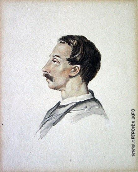 Матюшин И. И. Кюхельбекер Вильгельм Карлович