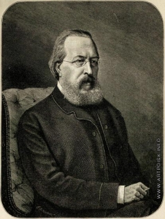 Матюшин И. И. Портрет Ивана Сергеевича Аксакова