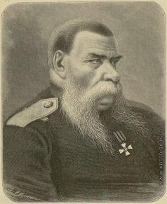 Матюшин И. И. Портрет Якова Петровича Бакланова