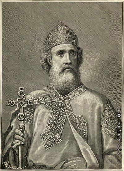 Матюшин И. И. Владимир Святославович (Святой Равноапостольный князь)