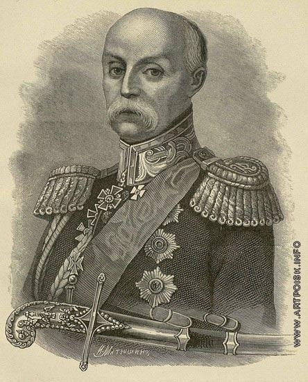 Матюшин И. И. Гейсмар Федор Клементьевич (барон, Фридрих-Каспар)