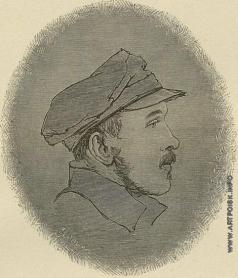 Матюшин И. И. Портрет М.Ю. Лермонтова