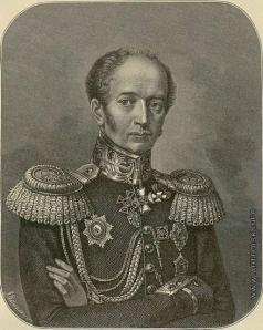 Матюшин И. И. Портрет Карла Карловича Мердера