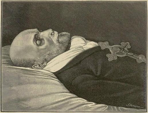 Матюшин И. И. Николай Иванович Пирогов на смертном одре