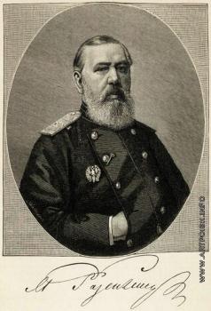Матюшин И. И. Розенгейм Михаил Павлович