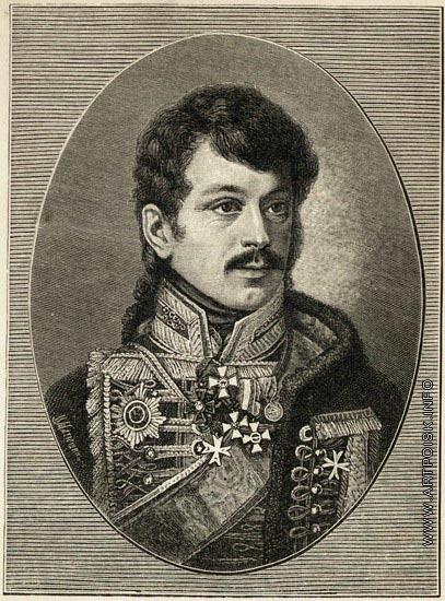 Матюшин И. И. Портрет Александра Никитича Сеславина