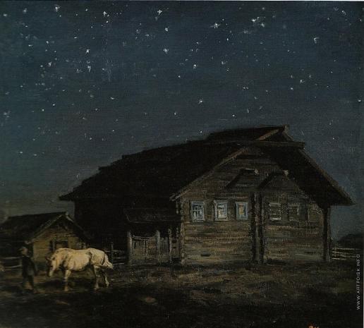 Коркодым В. Н. Лунный свет. Старый дом
