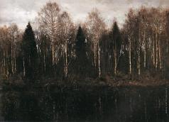 Коркодым В. Н. Коричневая весна