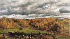 Коркодым В. Н. Осень в архангельских местах