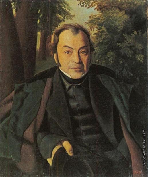 Эрасси М. С. Портрет И.В. Бобылева
