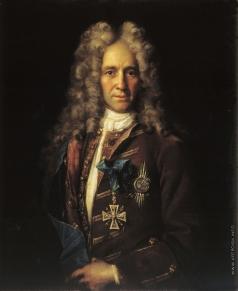 Никитин И. Н. Портрет государственного канцлера графа Гавриила Ивановича Головкина