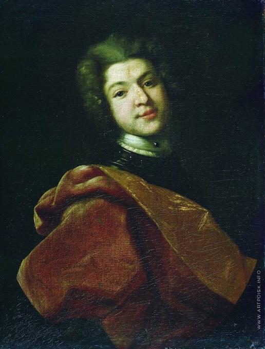 Никитин И. Н. Портрет барона Сергея Григорьевича Строганова
