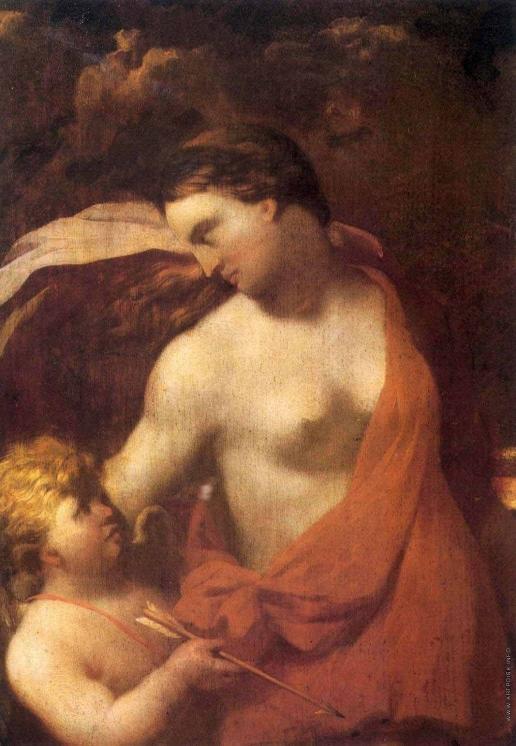 Матвеев А. М. Венера и Амур
