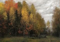 Коркодым В. Н. Осень