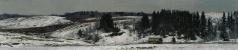 Коркодым В. Н. Пейзаж с банькой