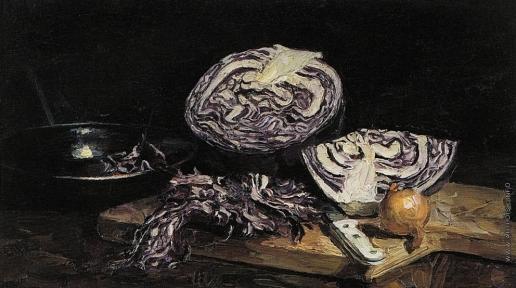 Коркодым В. Н. Кухонный натюрморт