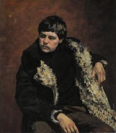 Коркодым В. Н. Портрет Владимира Животкова