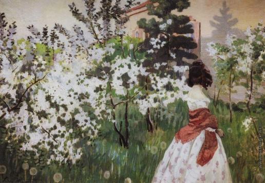 Борисов-Мусатов В. Э. Весна