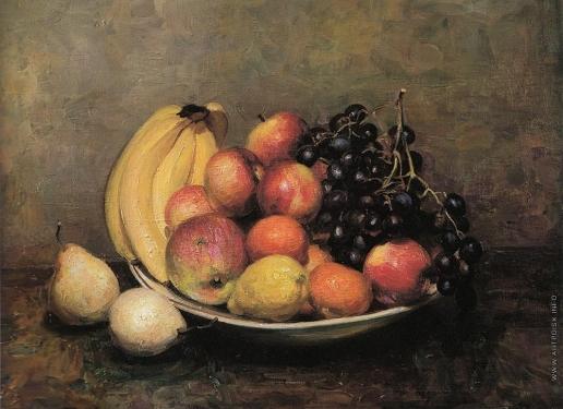 Коркодым В. Н. Натюрморт с бананами