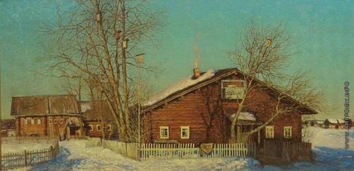 Коркодым В. Н. Зима