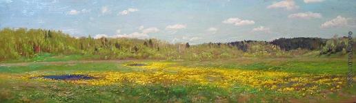 Коркодым В. Н. Калужница цветет