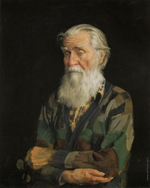 Коркодым В. Н. Портрет художника Алексея Михайловича Грицая