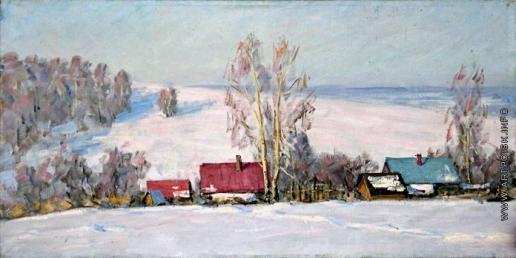 Таежный Г. В. Зима