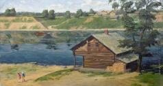 Таежный Г. В. Река Сухона