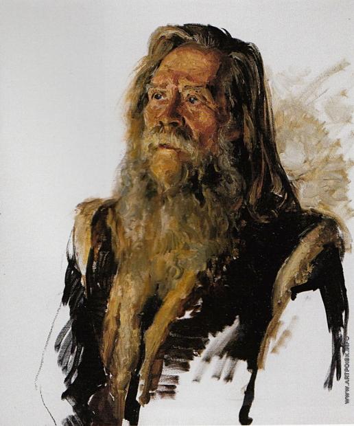 Коркодым В. Н. Портрет отца Виктора (Крючкова)