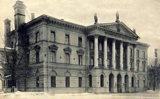Кваренги Д. Ассигнационный банк