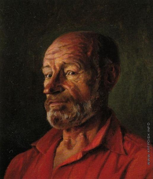 Коркодым В. Н. Портрет Бориса Петровича Карякина