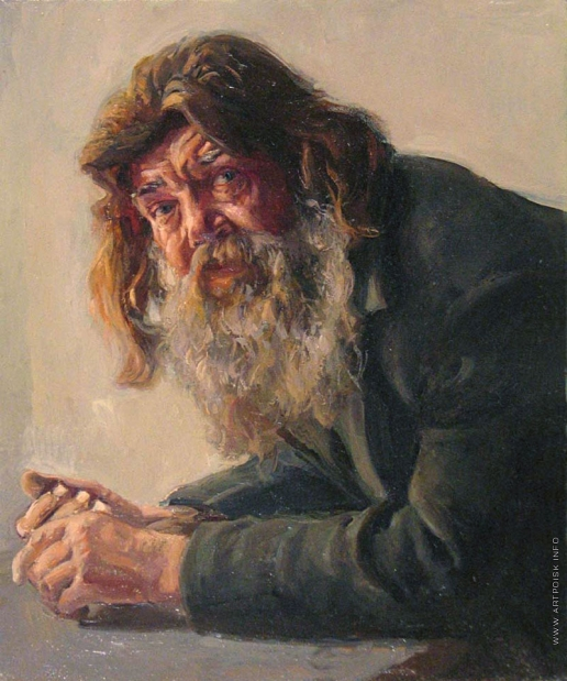 Коркодым В. Н. Старик