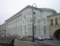 Кваренги Д. Эрмитажный театр
