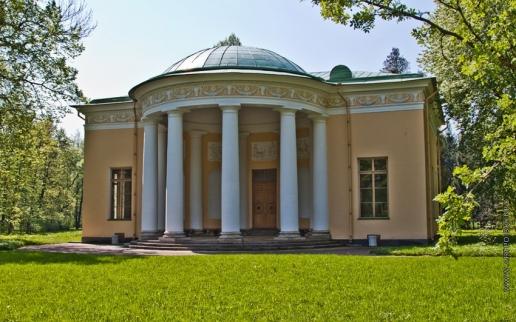 Кваренги Д. павильон «Концертный зал» в Екатерининском парке