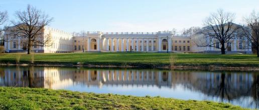 Кваренги Д. Александровский дворец