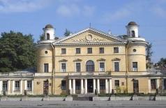 Кваренги Д. Дворец Безбородко