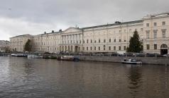 Кваренги Д. Екатерининский институт благородных девиц