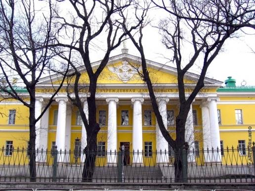 Кваренги Д. Мариинская больница