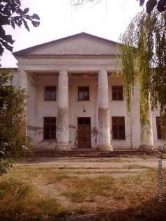 Кваренги Д. Усадьба в Хотени