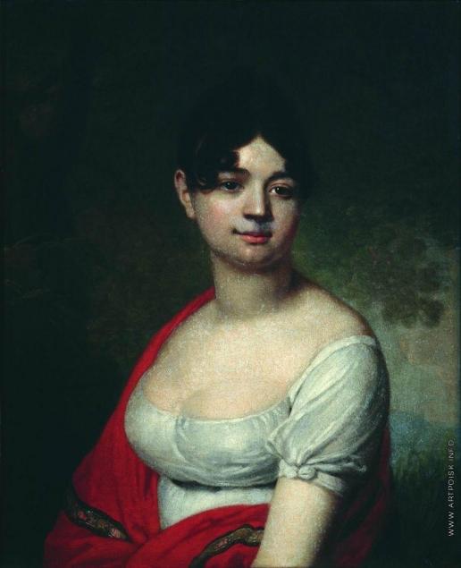Боровиковский В. Л. Женский портрет