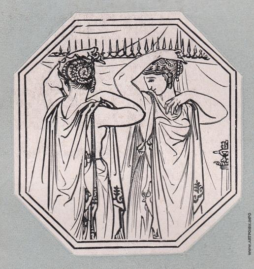 Маторин М. В. Иллюстрация к обложке книги «Толстой»