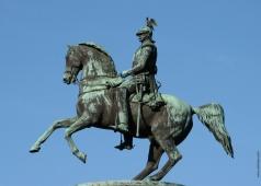 Клодт П. К. Памятник Николаю I