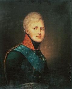 Яненко Ф. И. Портрет Александра I