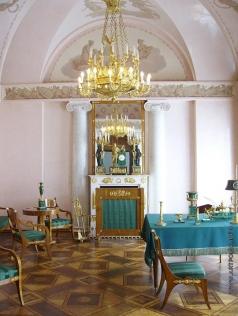 Стасов В. П. Кабинет Александра I в Екатерининском дворце в Царском селе