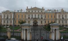 Растрелли Б. Дворец Воронцовых