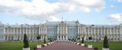 Растрелли Б. Екатерининский дворец в Царском Селе