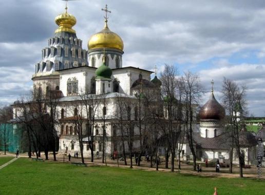 Бланк К. И. Ново-Иерусалимский монастырь в Истре